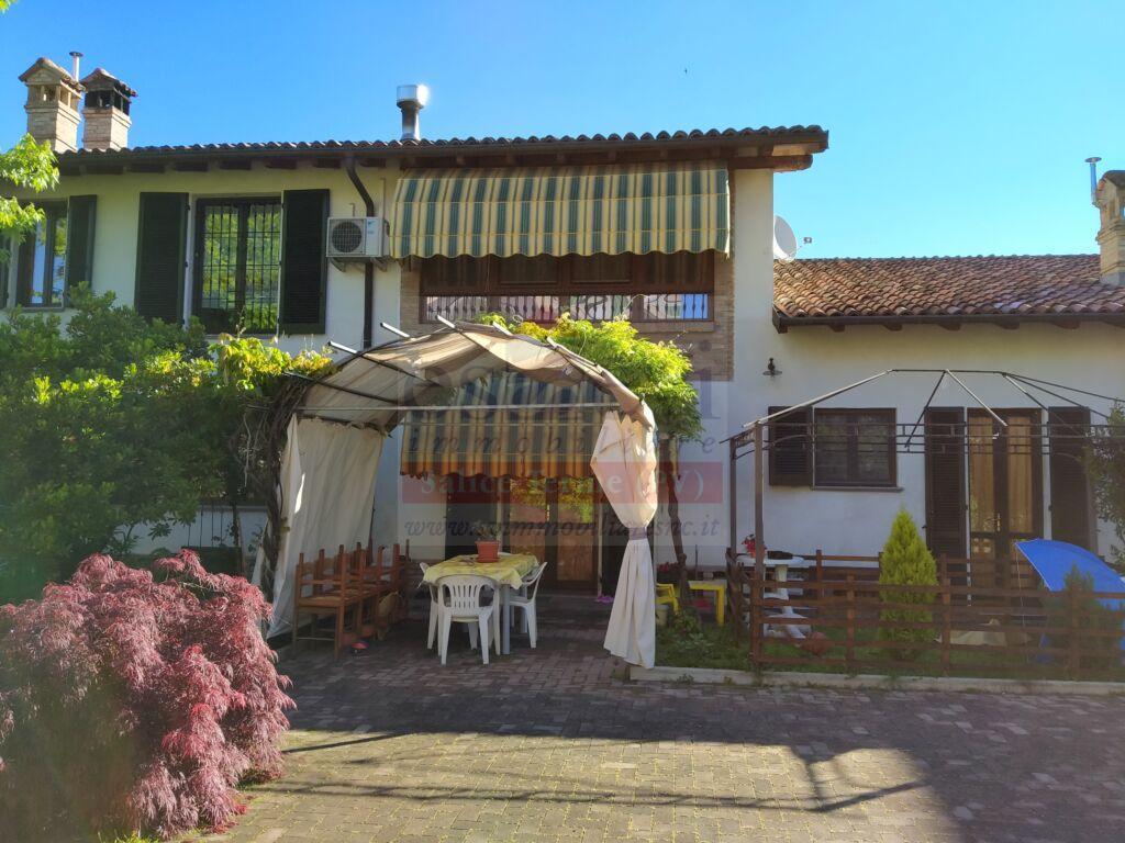 Pontecurone – Villa Indipendente