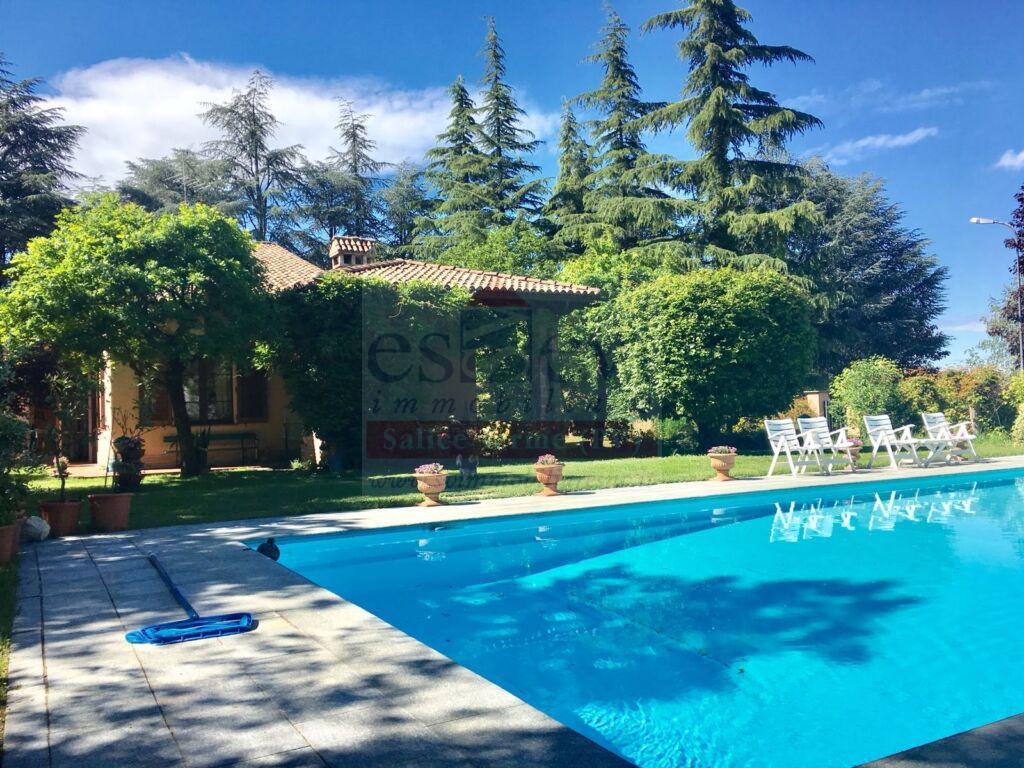 Salice Terme – Villa
